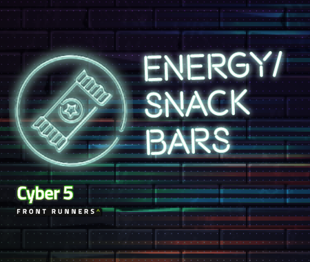 Cyber 5 Front Runners: US Protein/Energy/Breakfast Bars