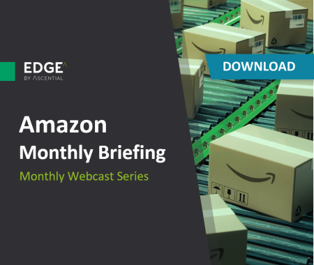 Amazon Monthly Briefing + Cyber 5 Panel / DECEMBER 2019 / Edge by Ascential™
