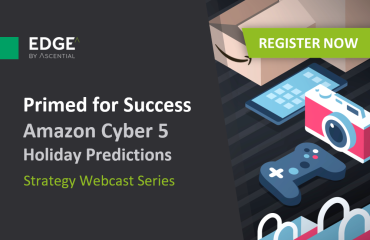 Primed for the Success: Amazon Cyber 5 Holiday Predictions / November 2019
