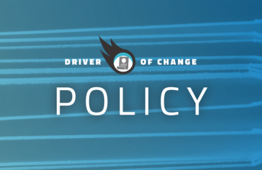 Drivers of Change: Policy