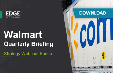 Walmart Quarterly Briefing