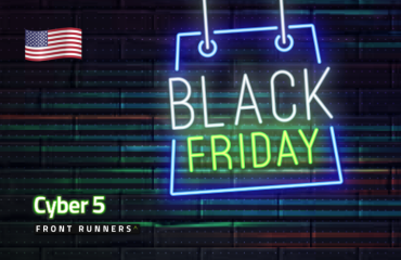 Cyber 5 Favors the Bold: Black Friday, USA. 2019... or is it Groundhog Day?